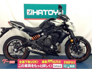 カワサキ/ER-6n  2014モデル  逆輸入車