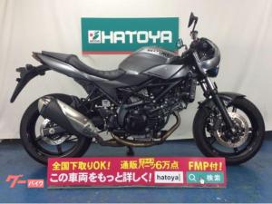 スズキ/SV650X  2018年モデル