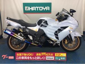 カワサキ/Ninja ZX-14R ブライト正規モデル ノジマフルエキ オーリンズRrサス