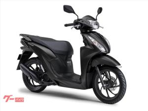 ホンダ/Dio110 マットギャラクシーブラックメタリック 2021年モデル