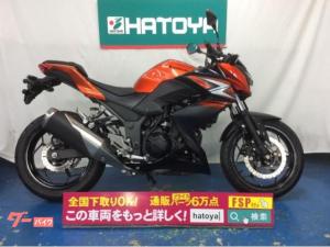 カワサキ/Z250  2014年モデル