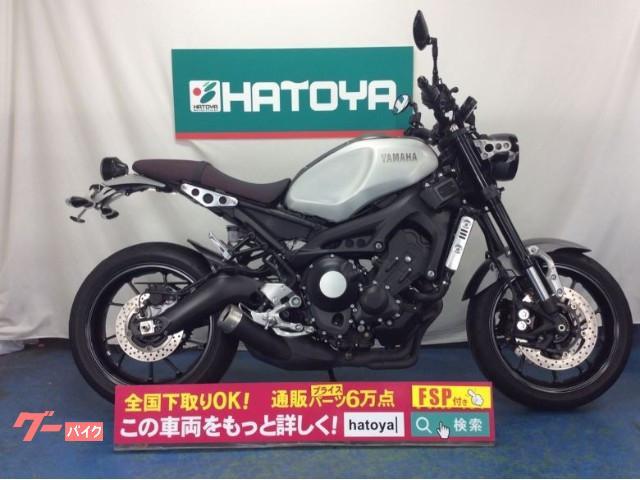 ヤマハ XSR900 2016年モデル グリップヒーター付きの画像(埼玉県