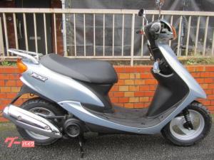 ヤマハ/JOG 電波式リモコントランク Gロック タイヤ駆動系他消耗品フルチェンジ