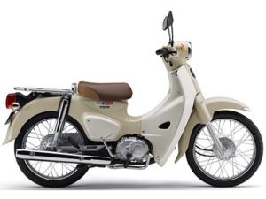 ホンダ/スーパーカブ110 国内最新モデル ベージュ