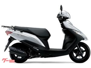 スズキ/アドレス125フラットシート仕様 国内M0モデル
