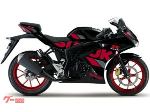 スズキ/GSX-R125 国内M0モデル ブラック