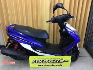 ヤマハ/シグナスX SR 2016年式 メットイン