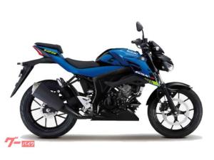 スズキ/GSX-S125 国内正規・最新モデル