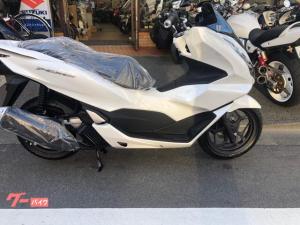 ホンダ/PCX160 国内正規・最新ABSモデル
