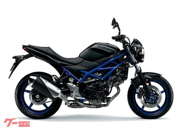スズキ SV650 ABS 2020年モデルの画像(東京都