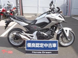 ホンダ/NC750X LEDヘッドライト