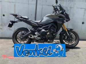 ヤマハ/トレイサー900(MT-09トレイサー)ETCキャリヤ付き