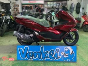 ホンダ/PCX'21年モデル