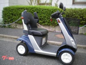シニアカー/シニアカー モンパル ML200