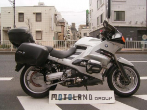 BMW/R1100RS トリプルパニア