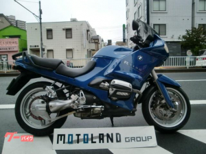 BMW/R1150RS 左右パニア