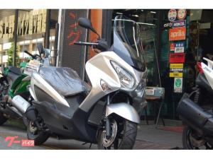スズキ/バーグマン200 2020モデル