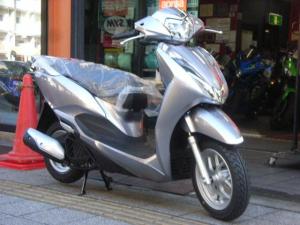 ホンダ/リード125 最新型