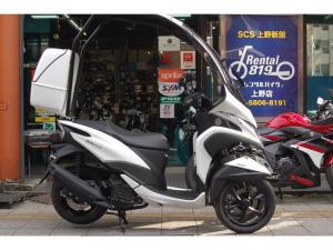 ヤマハ/トリシティ ABS ルーフ仕様モデル 最新型