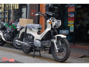 ホンダ/クロスカブ110 日本生産 最新型