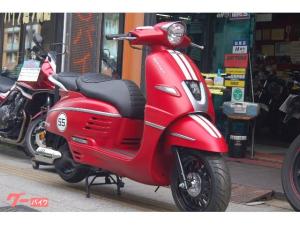 PEUGEOT/ジャンゴ125 スポーツ 最新型