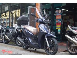 KYMCO/ターセリーS125 ABS 正規輸入モデル