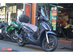 KYMCO/ターセリーS150 ABS 正規輸入モデル