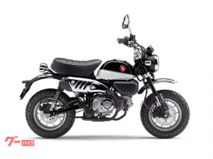 ホンダ/モンキー125 最新型