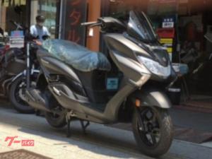 スズキ/バーグマン125 ストリート インド仕様 輸入モデル