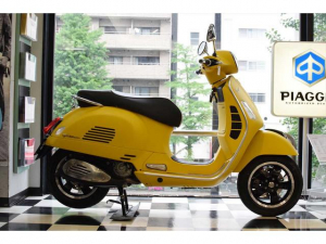 VESPA/GTS300ie Super ABS ASR 最新型
