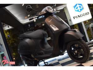 VESPA/GTS300スーパー Notte 正規品 限定モデル