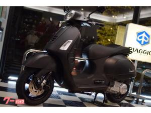 VESPA/GTS300ie Super NOTTE 限定モデル 正規品
