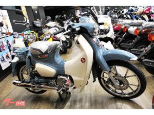 ホンダ/スーパーカブC125 最新型