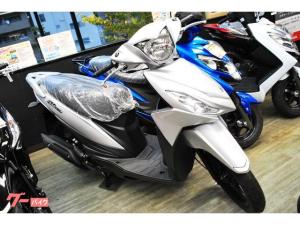スズキ/アドレス110 コンバインドブレーキ 最新モデル