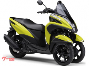 ヤマハ/トリシティ ABS 最新モデル