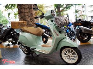VESPA/プリマベーラ150 ABS ピクニック ピアッジグループジャパン正規輸入モデル