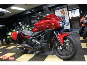 ホンダ/CTX700 ABS ETC グリップヒーター パニアケース ロングスクリーン リヤキャリア