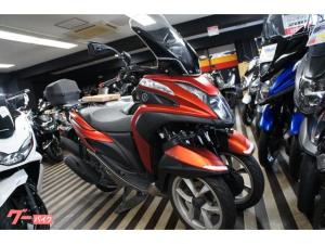 ヤマハ/トリシティ ABS ドラレコ スクリーン メットホルダー