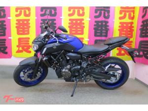 ヤマハ/MT-07 ABS 18年モデル