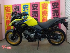 スズキ/V-ストローム650XT ABS