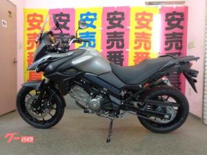 スズキ/V-ストローム650 ABS 21年モデル