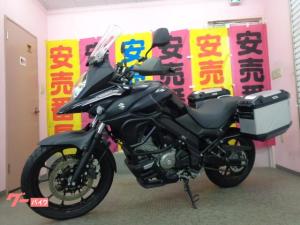 スズキ/V-ストローム650 ABS ETC2.0付き