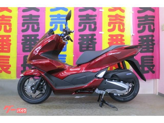 ホンダ PCX 最新型国内モデルの画像(東京都