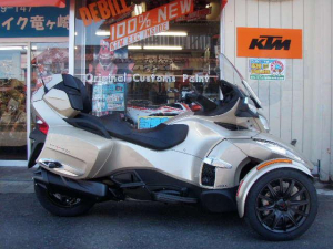 BRP/can-am SPYDER RT-S 2017モデル