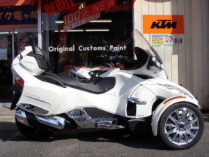 BRP/can-am SPYDER RT LIMITED 2017年モデル