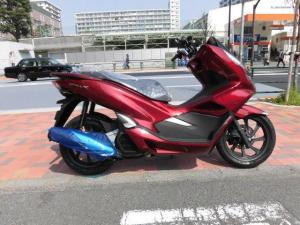 ホンダ/PCX JF81 2020年