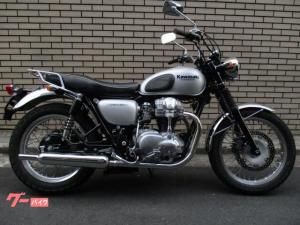 カワサキ/W650 リアキャリア