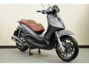 PIAGGIO/ビバリー500ie 10th Anniversary