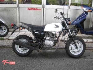ホンダ/Ape100 ノーマル HC07 ホワイト