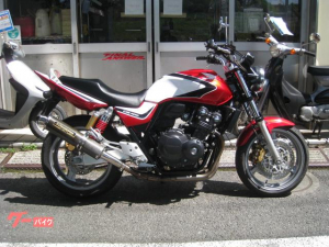 ホンダ/CB400Super Four VTEC Revo マフラー NC42 CBカラー
